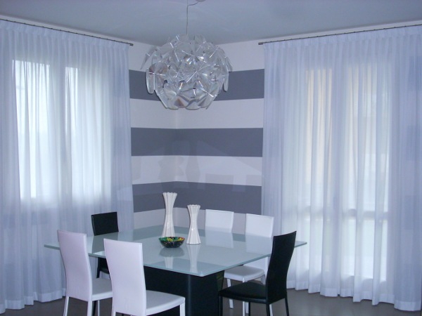 Prodotti casa del tendaggio morsia for Tende eleganti per soggiorno